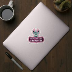 Check out this awesome 'Charlotte+Team+Dyslexia+The+Dyslexic+Club+TDC' design on Club Kids, Kids Stickers, New Names, Dyslexia, Pink Fashion, Shirt Designs, Charlotte, Awesome, Check