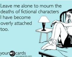 Totally how I feel right now about walking dead.... Poor hershel :(((