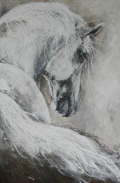 Schilderijen Pieternel Horse and Animal Portraits