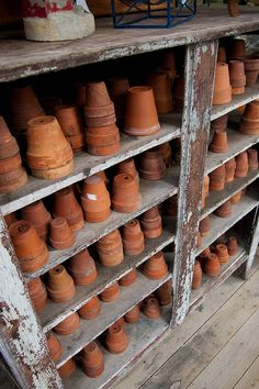 Pots by afternoon_dillight, via Flickr