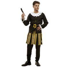 Disfraz de Cervantes #disfraces #carnaval