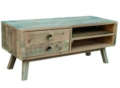 Nilsson Reclaimed Wood TV and Plasma Cabinet