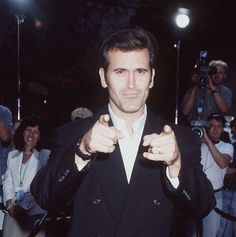 Bruce Campbell Escape from LA premiere
