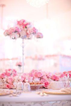 Photographer: Jacob & Pauline; Wedding reception centerpiece idea;