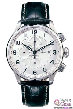 Davosa Pares Classic Automatic Chronograph Popular Men's Watch