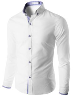 Doublju Long Sleeve Shirt (CMTSTL018) #doublju
