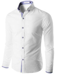 Doublju Long Sleeve Shirt (CMTSTL018) #doublju