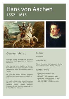 Info Sheet Hans von Aachen