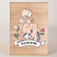 Especial Dia da Mãe - OndaCor-presentes personalizados
