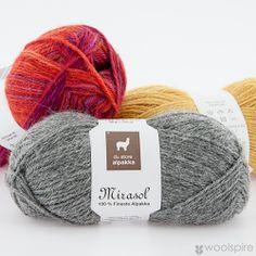 Du Store Alpakka - Mirasol