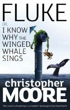 This is another great Christopher Moore book, about an underwater community living with whale hybrids.