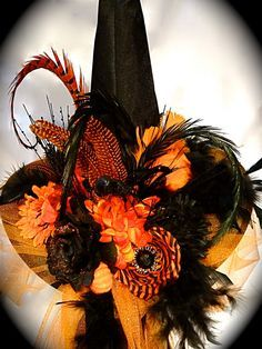 fancy witch hat - Google Search