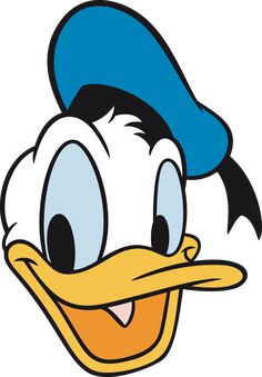 Donald Duck by ireprincess.deviantart.com on @DeviantArt