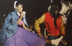 Michael and Ola Ray on the set of Thriller Michael Jackson Wallpaper, Michael Jackson Pics, Movie Halloween Costumes, Halloween Photos, Jackson Family, Jackson 5, Michael Jackson Halloween, Michael Jackson Thriller, He Is My Everything