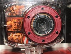Avengers Action HD Camcorder with Bicycle Mount, Helmet Mount, Waterproof Case Camcorder, Fujifilm Instax Mini, Bicycle Helmet, Avengers, Action, Boys, Video Camera, Baby Boys, Group Action