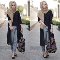 modern wear but still covered, easy wear
