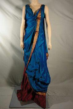 #Spartacus Lucretia #LucyLawless Screen Worn Roman Gown & Skirt Ep 110 #Memorabilila www.wonderfinds.com/item/3_310663917709/c18841/SPARTACUS