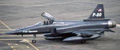 F-20 Tigershark.