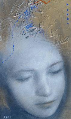 Isao Tomoda, Girl on ArtStack #isao-tomoda #art