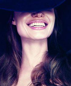 Angelina Jolie. Such an inspirational woman.