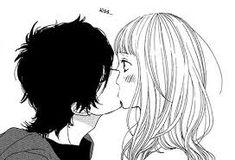 Tachibana Mei and Kurosawa Yamato (Suki-tte Ii na yo)>>>> this anime was freaking awesome Anime Couple Kiss, Couple Manga, Cute Anime Couples, Kawaii, Marinette E Adrien, Anime Tumblr, Love You Images, Say I Love You, Manga Drawing
