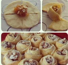 "Alintidir. Elmali kurabiye TURKISH APPLE AND WALNUT COOKIES (POOR TERM TO CALL THEM JUST ""COOKIES"" - MUST BE DELICIOUS AND EASY TO MAKE - GOOGLE THE NAME, FIND THE RECIPES, TRANSLATE, GO AHEAD !!!!"