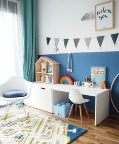 Eames Design for Little Ones - nursery and kid's rooms