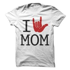 I Love Mom, Order HERE ==> https://www.sunfrog.com/Outdoor/I-Love-Mom-56919240-Guys.html?53624, Please tag & share with your friends who would love it , #superbowl #birthdaygifts #xmasgifts