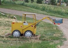tractor...cute.