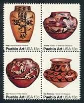 Southwest Pottery - 1977 - 13 C (American Folk Art)