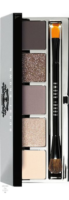 Bobbi Brown Graystone Eye Palette I love this palette the colours are so beauti. - Eye Makeup tips Pretty Makeup, Love Makeup, Makeup Inspo, Makeup Goals, Makeup Tips, Makeup Tutorials, Makeup Products, Makeup Ideas, Eye Palettes