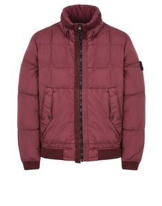 Down Jacket Stone Island Men - Official Store Island Man, Stone Island, Purchase History, Food Dye, Official Store, Crinkles, Winter Jackets, Coats, Fashion