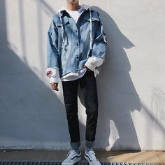 i was told to post more male fashion lol so or how to dress parisian upcoming clothing brands wardro Korean Fashion Men, Korean Men, Asian Fashion, Mens Fashion, Casual Male Fashion, Korean Male Fashion, Street Fashion, Kpop Outfits, Casual Outfits