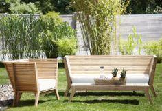 Jan Kurtz William Gartenstuhl und Gartenbank #Garten #Galaxus