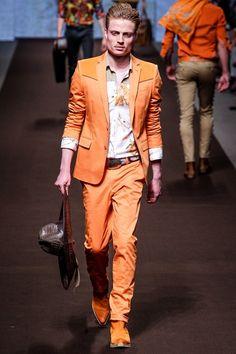 Farb-und Stilberatung mit www.farben-reich.com Men's Fashion - Etro Spring/Summer 2013