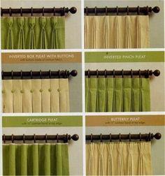 INSPIRÁCIÓK.HU Kreatív lakberendezési blog, dekoráció ötletek, lakberendező tanácsok: Függönyök a lakásban - különleges megoldások