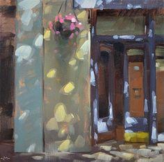 "Daily+Paintworks+-+""Dapple+the+Gallery""+-+Original+Fine+Art+for+Sale+-+©+Carol+Marine"