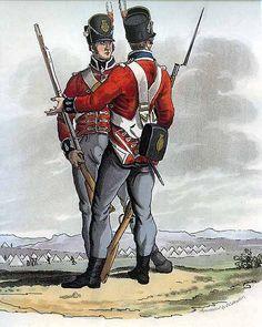 Great Britain-Foot Guards