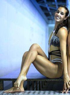 Spanish synchronized swimming team 2014