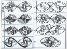 自創圖樣 - 061 Olspin 奧斯平 變體