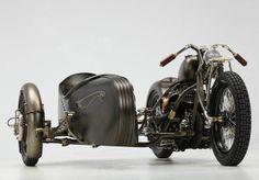 1942 Harley Davidson Model U