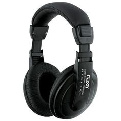 Naxa Nx-916 Headphone - Stereo - Mini-phone - Wired - Over-the-head - Binaural - Circumaural (ne916)