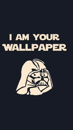 ↑↑TAP AND GET THE FREE APP! Art Creative Funny Darth Vader Star Wars HD iPhone Wallpaper