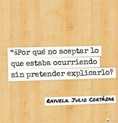 Frases de Rayuela #cortazar