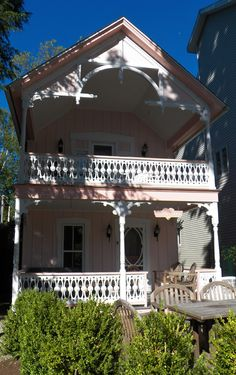 Thumbelina Cottage, Chautauqua Institution, Chautauqua, New York