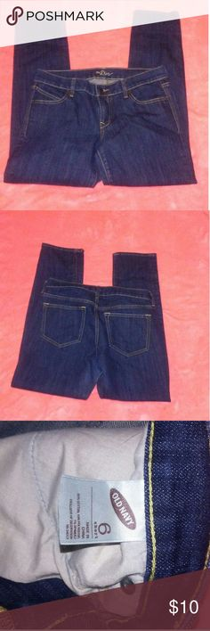 Old Navy The Diva Size 6 Short Jeans NWOT The Diva Size 6 Short. Blue Jeans from Old Navy Old Navy Pants Skinny