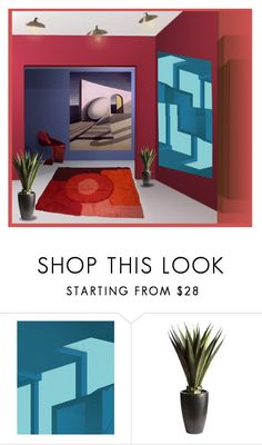 """""""Neon Lights"""" by dmiri ❤ liked on Polyvore featuring interior, interiors, interior design, home, home decor, interior decorating, Pier 1 Imports and Smith & Hawken"""