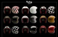 Ruby Helmets, Paris