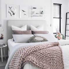 Casinha colorida: Dicas para arrumar a roupa de cama