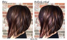 36 Light Brown Hair Colors That Are Blowing Up in 2019 - Style My Hairs Brown Hair With Highlights, Brown Hair Colors, Color Highlights, Winter Hairstyles, Bob Hairstyles, Balayage Hair, Ombre Hair, Brown Balayage Bob, Non Blondes